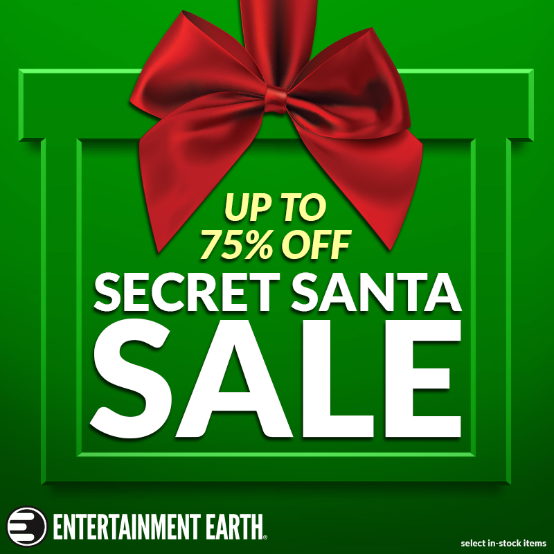 Entertainment Earth Launches Secret Santa Sale With Discounts On Marvel Legends, Transformers, Star Wars & More