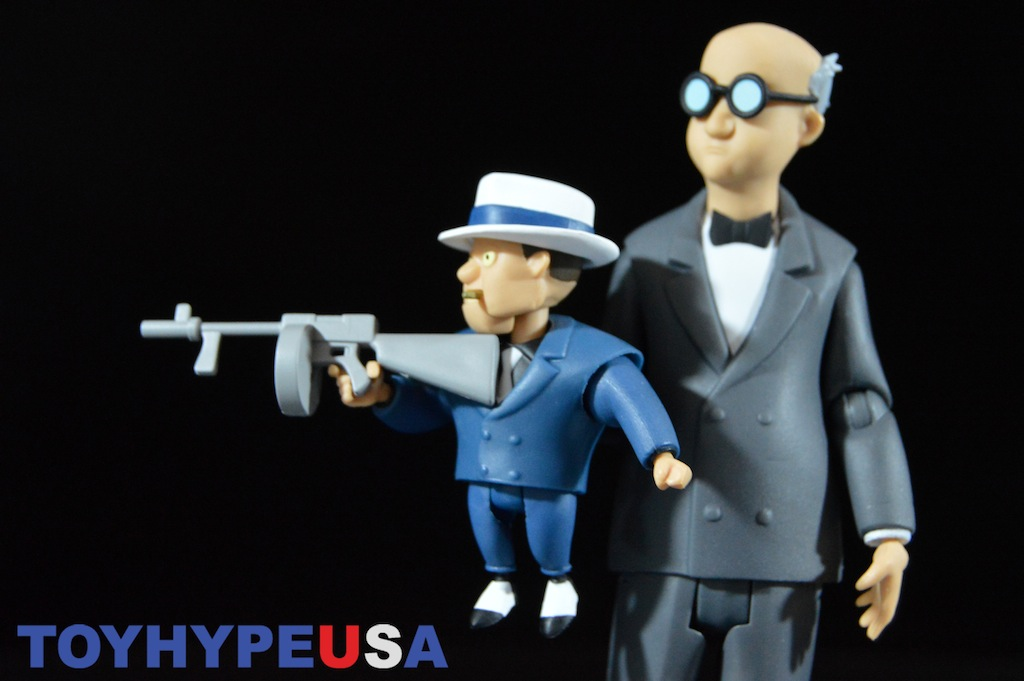 DC Collectibles Batman: The Animated Series Ventriloquist & Scarface Figure Review