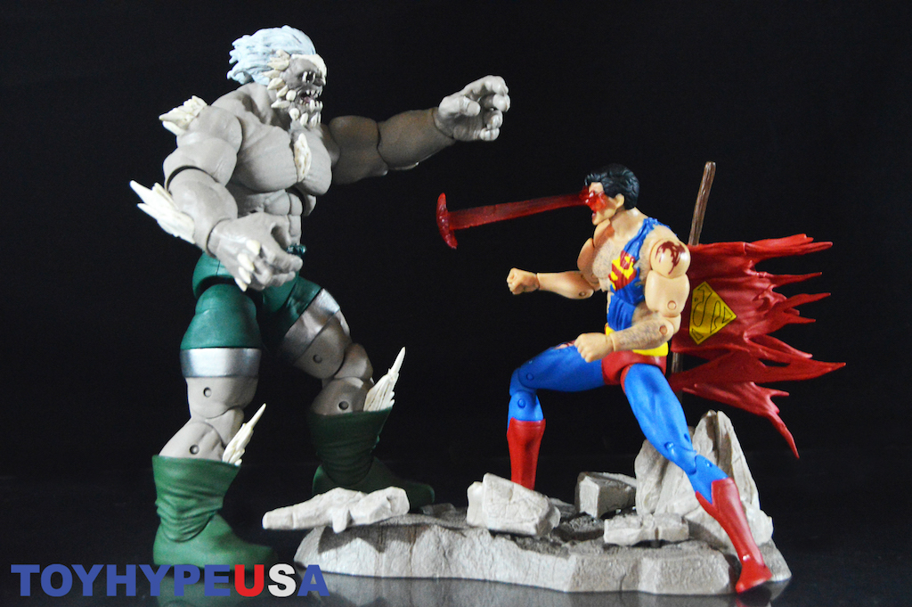 Dc Collectibles Dc Icons The Death Of Superman Superman