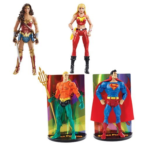 Mattel – DC Comics Multiverse 6″ Figure Wave 7 Set Pre-Orders On Entertainment Earth (Update)