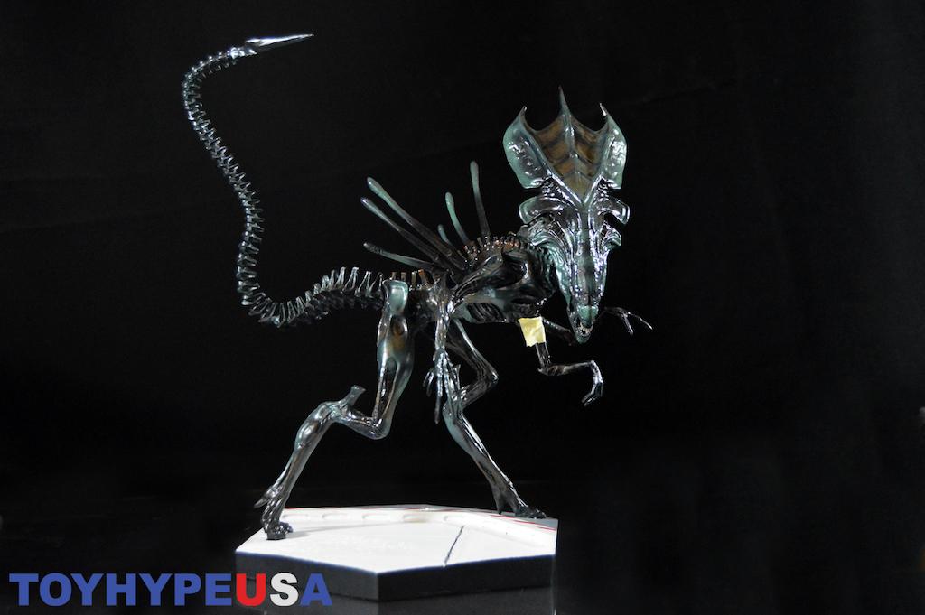Eaglemoss Alien And Predator Xenomorph Queen Statue Review