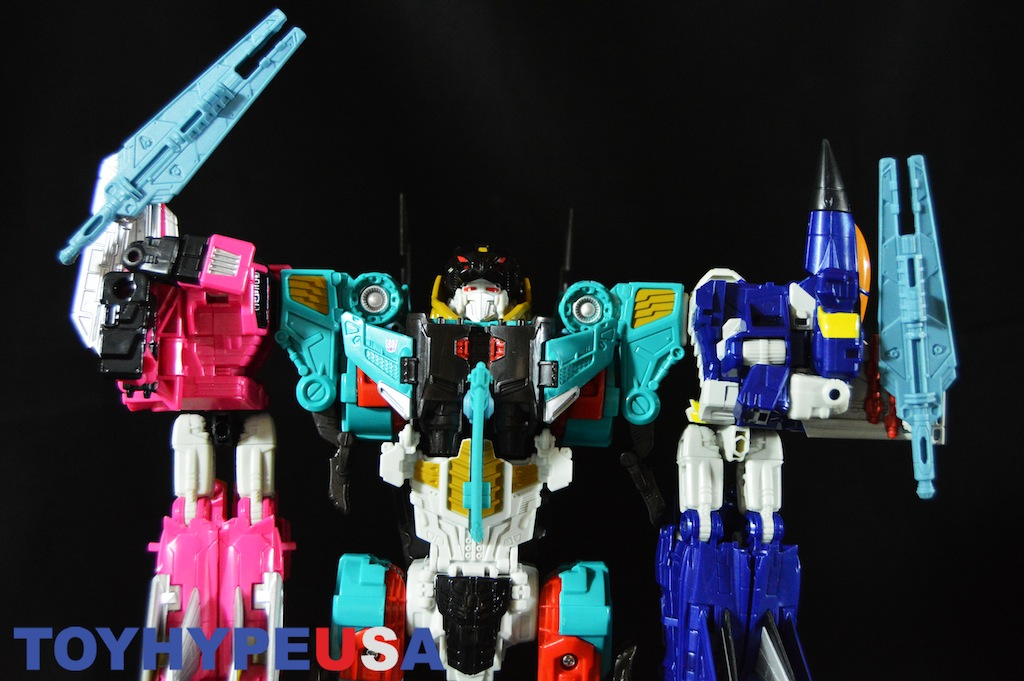 Entertainment Earth Exclusive Transformers Generations Combiner Wars Platinum Liokaiser Boxed Set Review