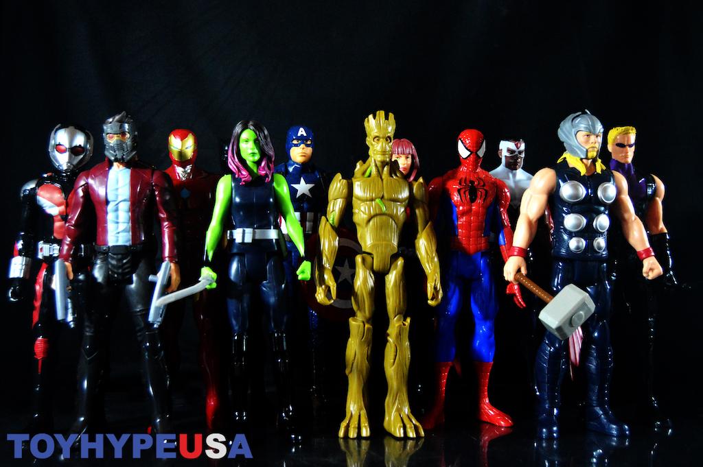 Hasbro – Amazon Exclusive Marvel Titan Hero 12-Pack Figures Review