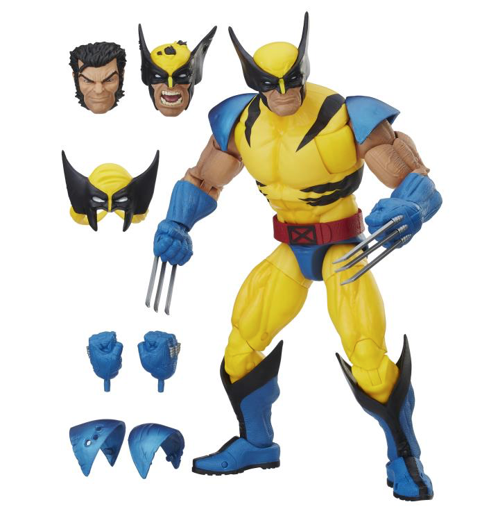Hasbro Marvel Legends 12″ Wolverine Figure Now $43 On Amazon