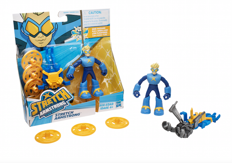 Hasbro Asks Our Readers For Defect Images Of Their Stretch Armstrong And The Flex Fighters Figures