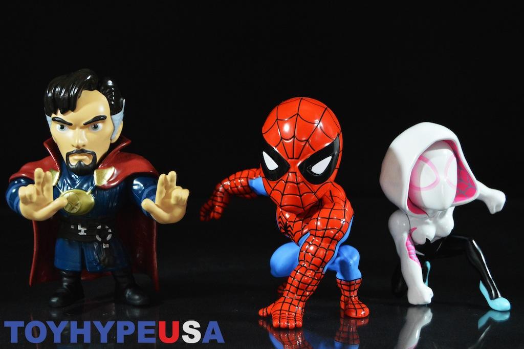 Jada Toys Spider-Man & Doctor Strange Metals Die Cast Figures Review