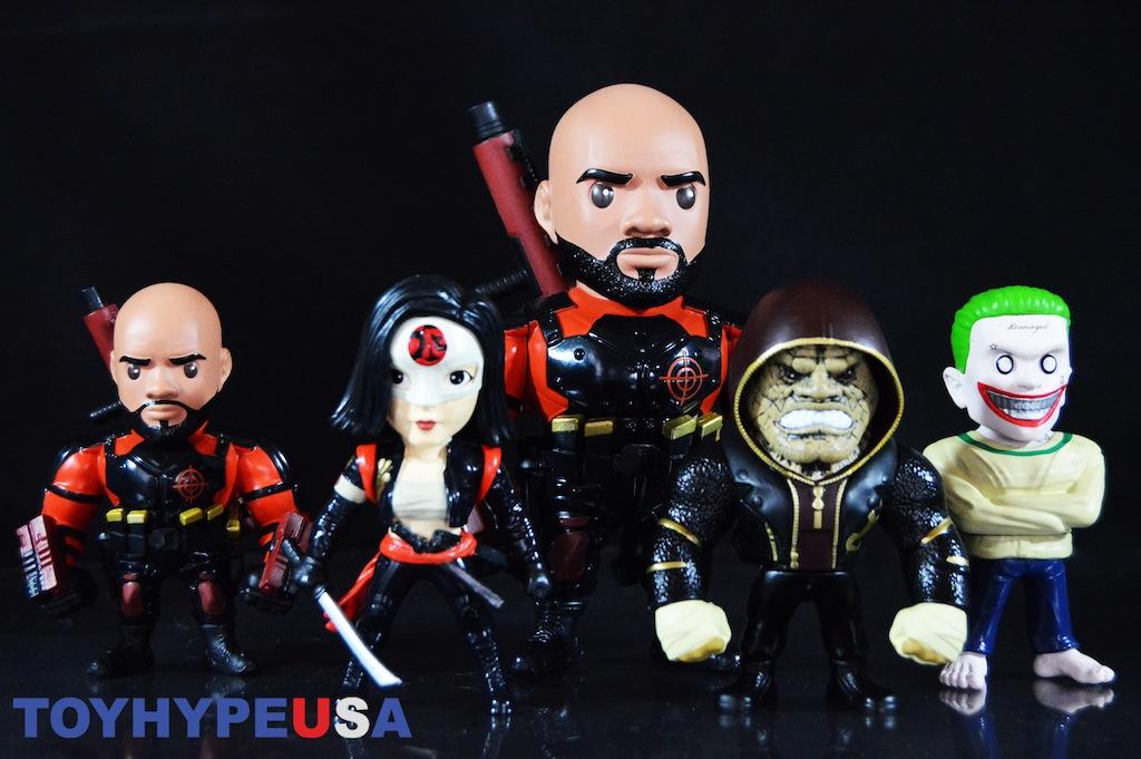 Jada Toys Suicide Squad Series 2 Metals Die Cast Figures Review
