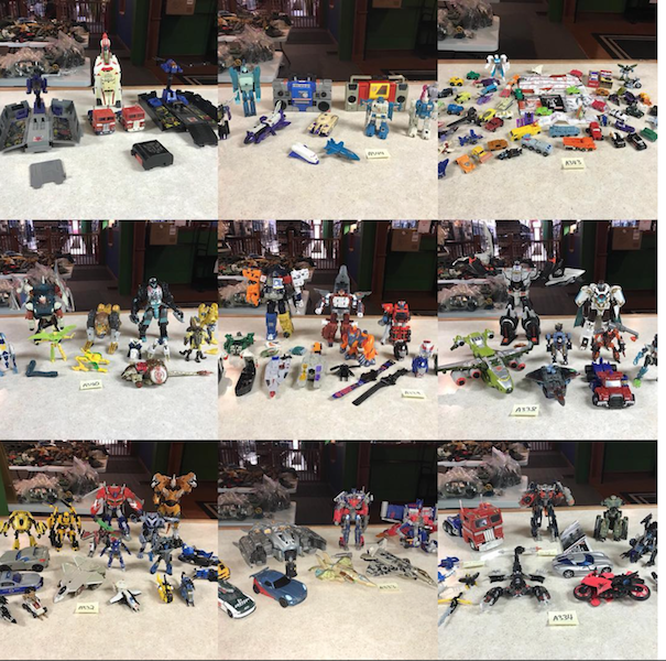 Kokomo Toys eBay Store – Vintage Hasbro Transformers G1, Beast Wars & More
