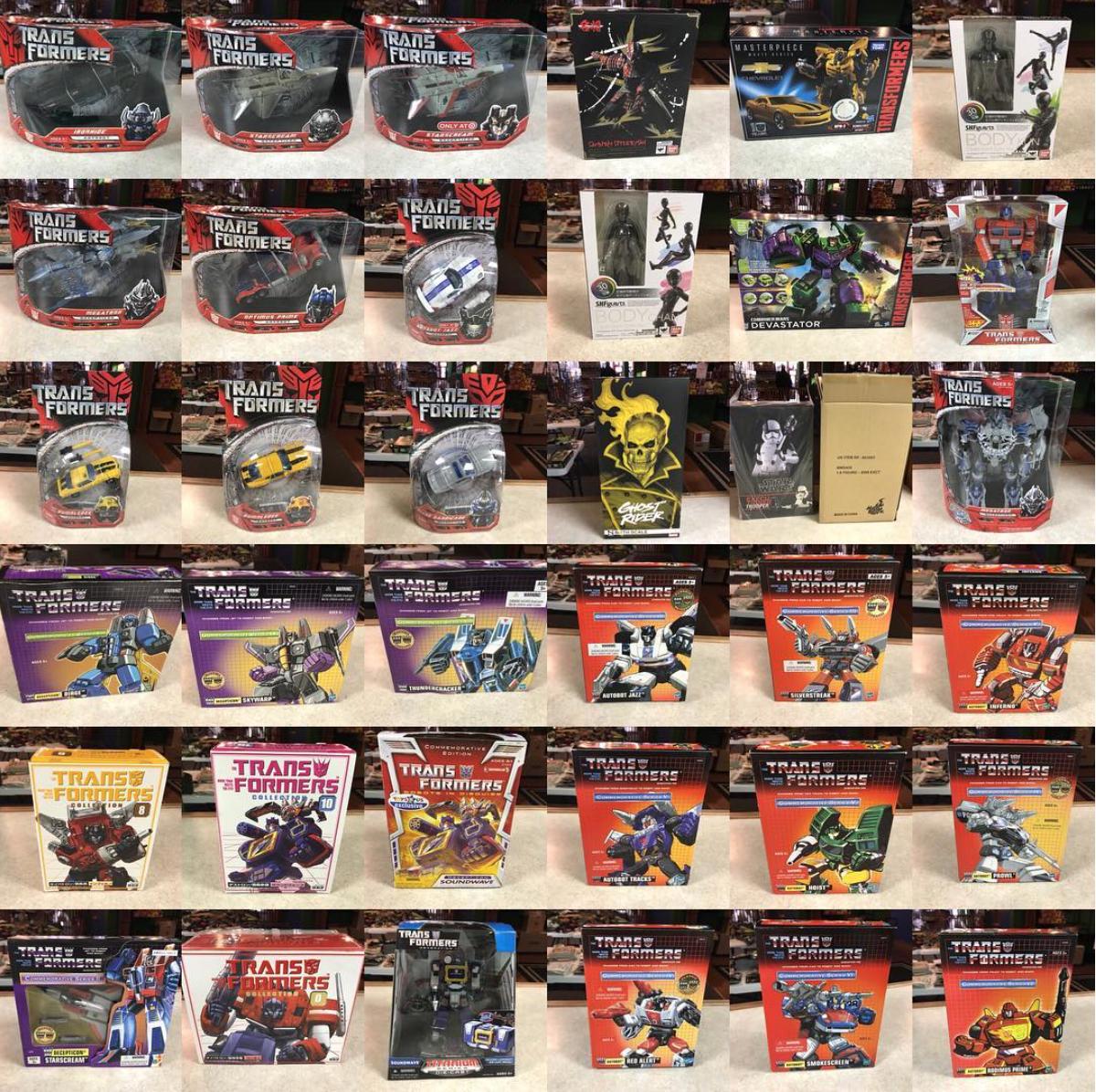 Kokomo Toys eBay Store – Vintage Hasbro Transformers Movie, G1 Re-Issues & More