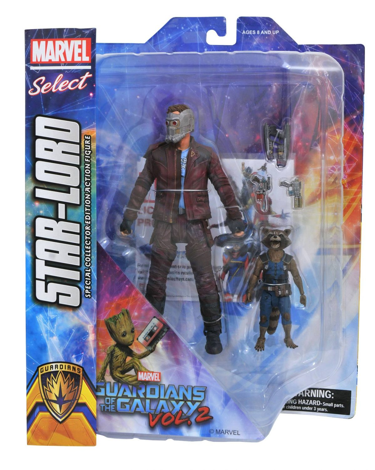 Diamond Select Toys In Stores This Week – Spidey, Cthulhu & Guardians Of The Galaxy