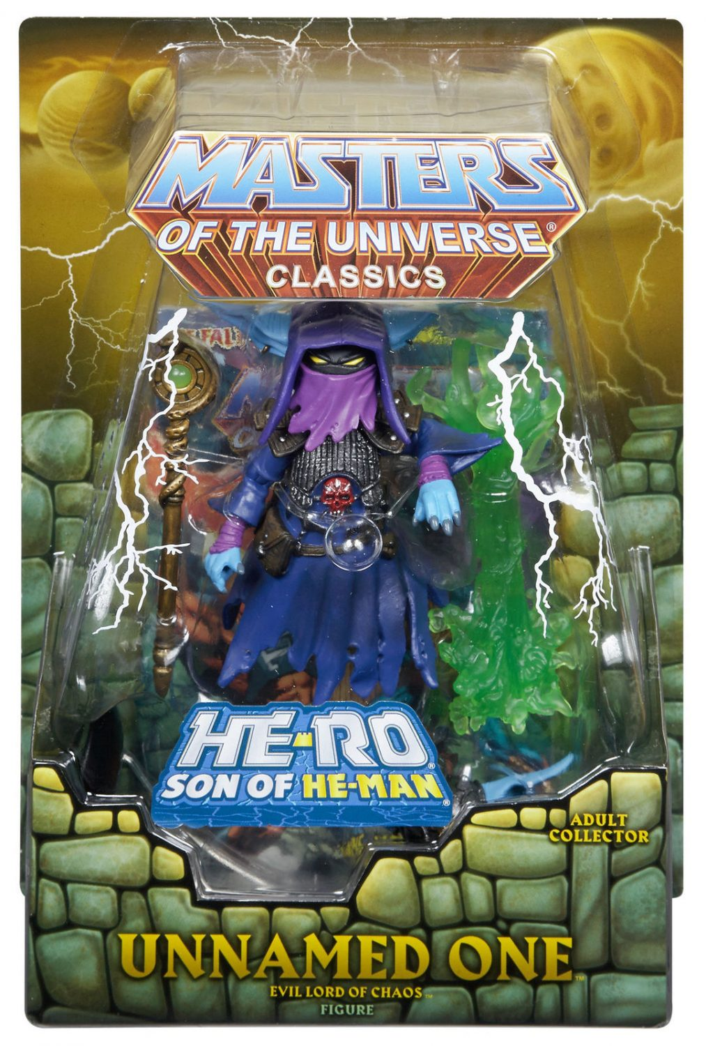 Mattel Masters Of The Universe Classics Unnamed One Figure Listed On Their eBay Store