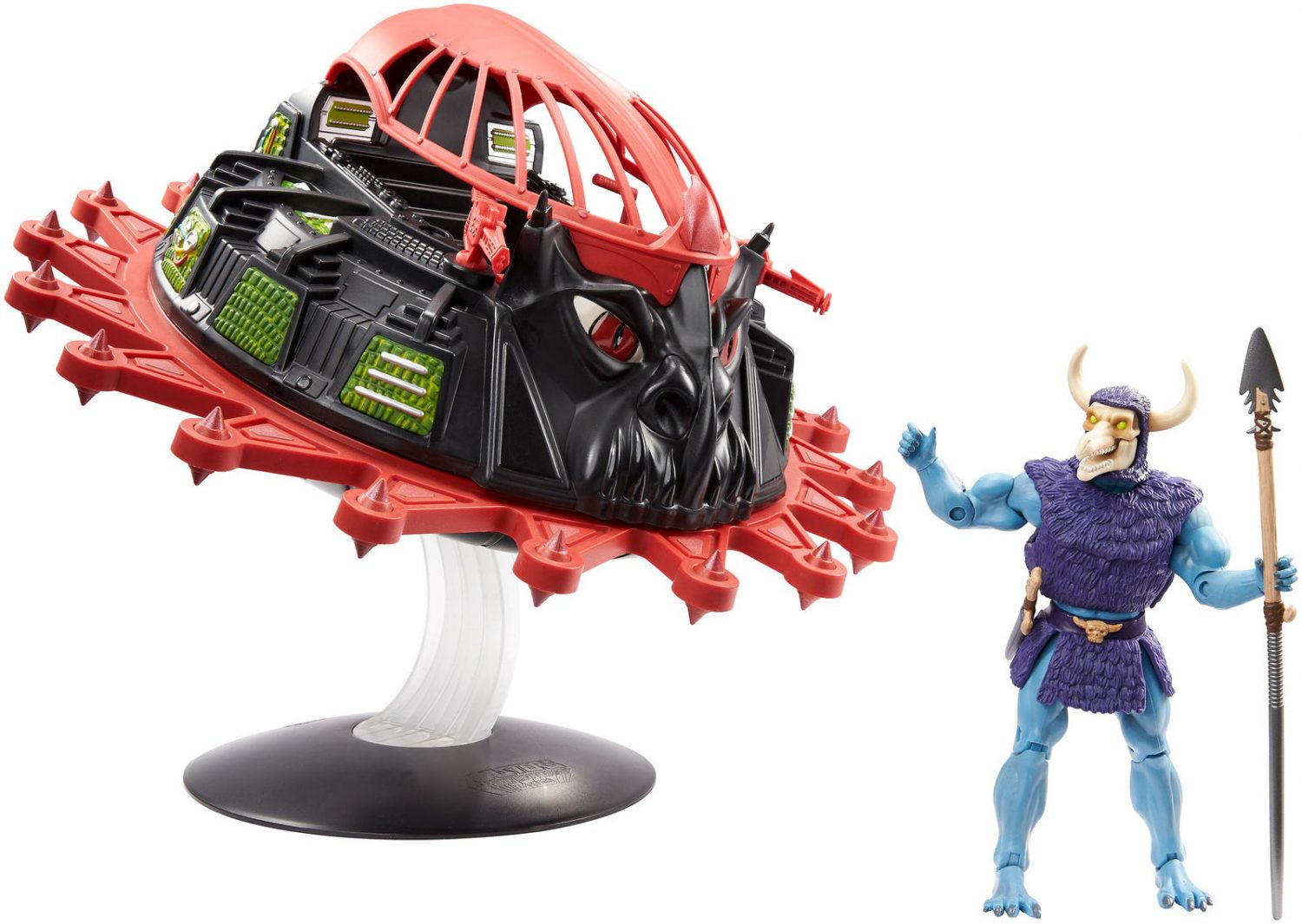 Mattel eBay Store – Masters Of The Universe Classics Roton Now $111 Or Less