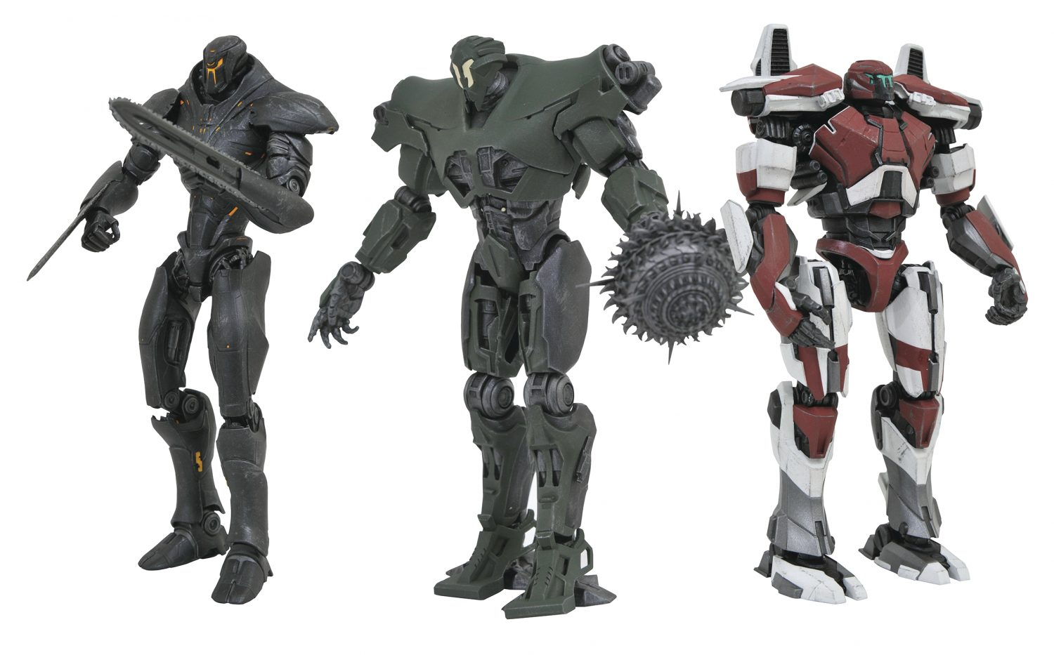 Diamond Select Toys Solicitations For June 2018 – Pacific Rim, Marvel, Kingdom Hearts, DC & More