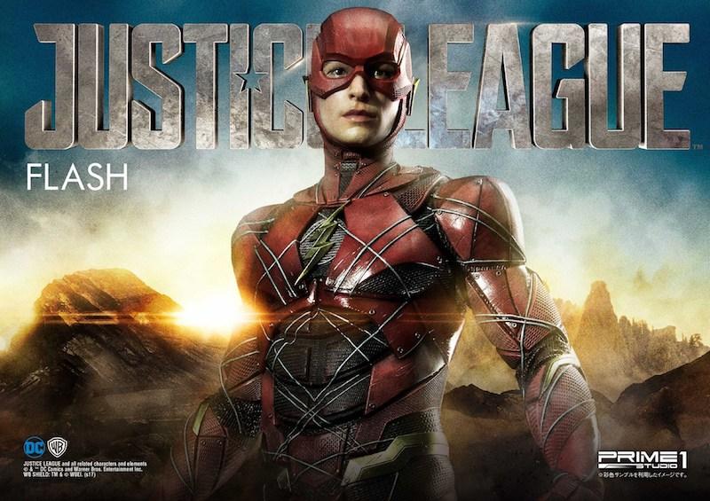 Prime 1 Studio Justice League The Flash Statue
