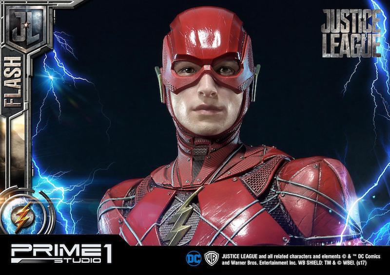 Prime 1 Studio Justice League The Flash Statue Pre-Orders