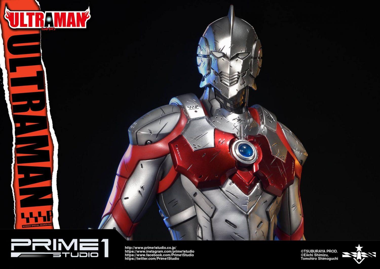 Prime 1 Studio Ultraman Statue Official Details & Images