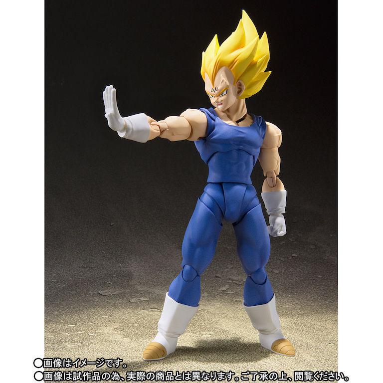 S.H. Figuarts Dragon Ball Z Majin Vegeta Figure Pre-Orders
