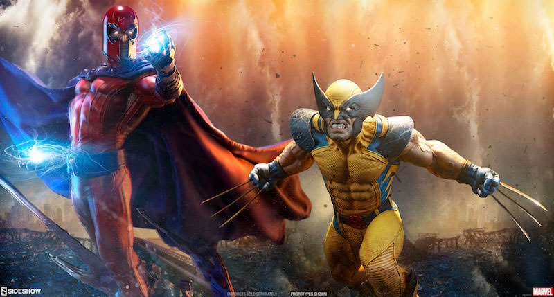 Sideshow Collectibles Announces New Wolverine Statue