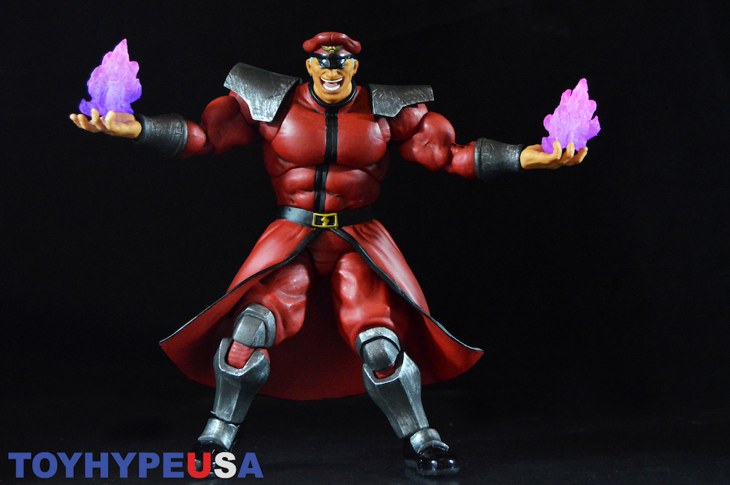 Storm Collectibles Street Fighter V M. Bison 1:12 Scale Figure Review