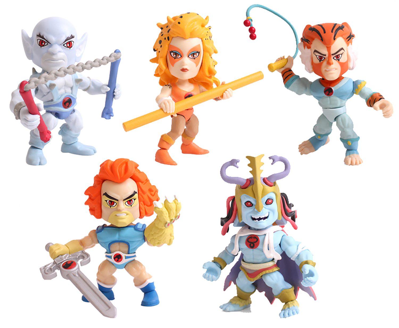 The Loyal Subjects – ThunderCats, Aliens, Horror & Mega Man Figures Announced