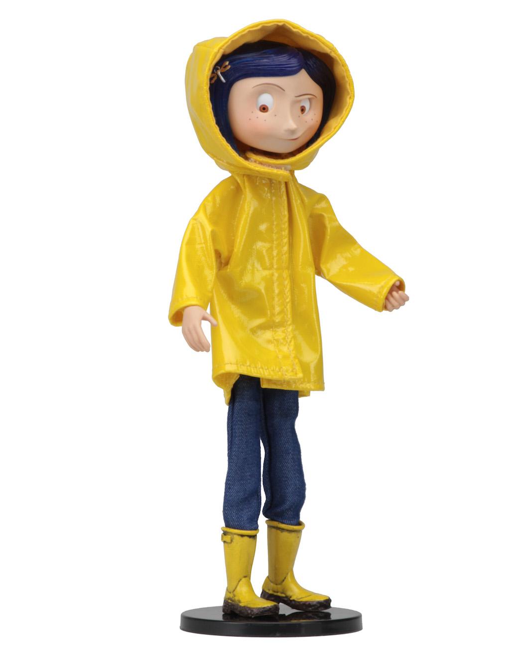 Neca Toys Shipping This Week Coraline Fugitive Predator Chucky Harley Quinn Nightbreed