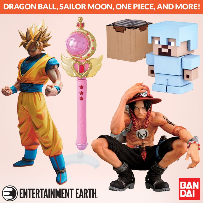 Entertainment Earth – Black Panther, DBZ, Star Wars, Bandai Sale & More