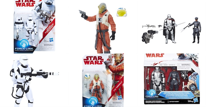 Entertainment Earth Exclusive Star Wars TLJ 3 3/4″ Figures Available Now To Pre-Order