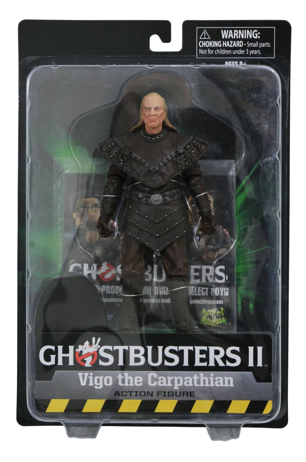 Diamond Select Toys Ghostbusters 2 Select Series 6 In-Packaging