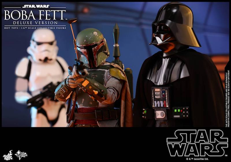 Hot Toys Star Wars: The Empire Strikes Back – Boba Fett Sixth Scale Figure