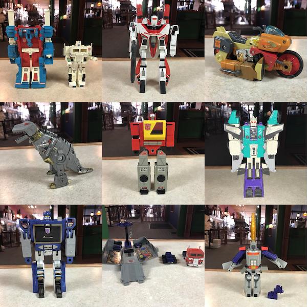 Kokomo Toys eBay Store – Hasbro Transformers Generation One