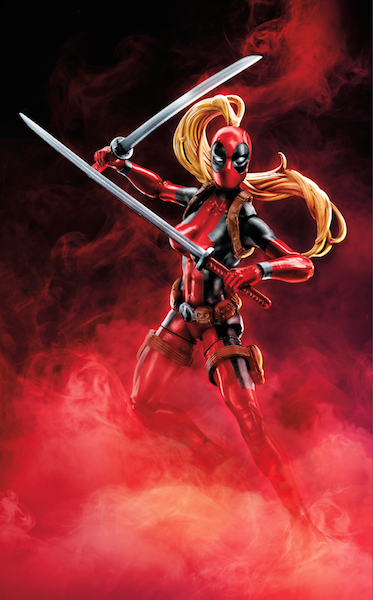 Hasbro Reveals New Deadpool Products For Fall 2018