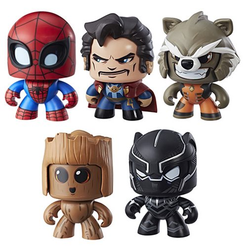 Hasbro Marvel & Star Wars Mighty Muggs Wave 2 Available To Pre-Order