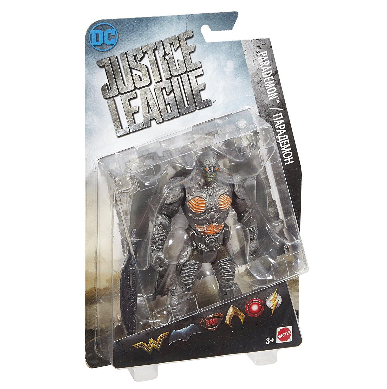 Mattel – Justice League Movie 6″ Parademon & Atlantian Soldier Listings On Amazon