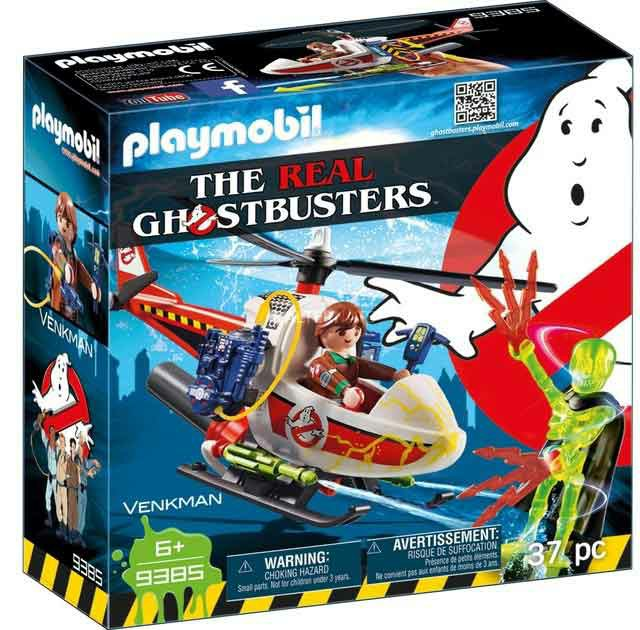 Entertainment Earth – Playmobil The Real Ghostbusters Sets In-Stock Now