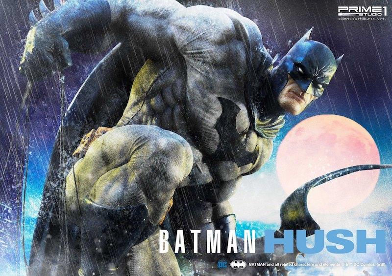 Prime 1 Studio DC Comics Batman Hush Statue