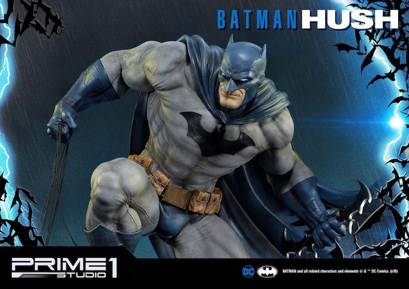 Prime 1 Studio DC Comics Batman Hush Statue Pre-Orders