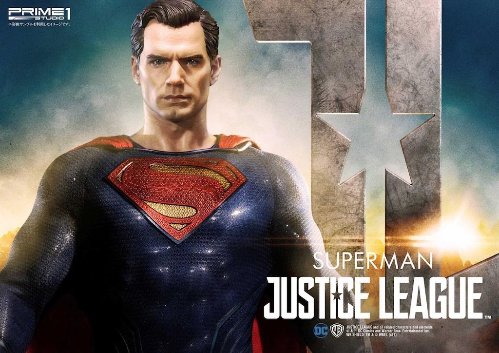 Prime 1 Studio Justice League Superman Statue