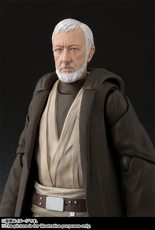Bandai Tamashii Nations S.H. Figuarts Star Wars: A New Hope Obi-Wan Kenobi