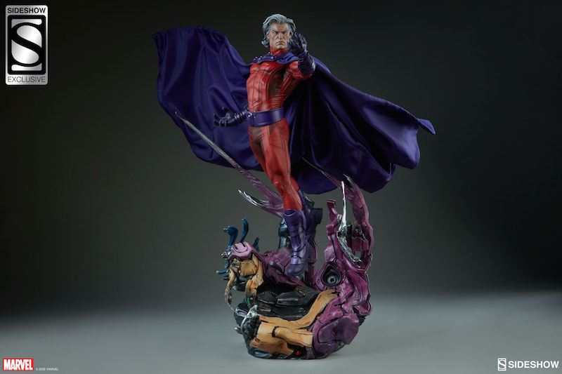 Sideshow Collectibles Marvel Comics Magneto Maquette Pre-Orders