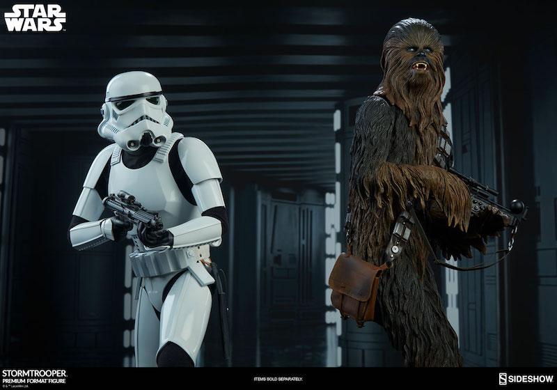 Sideshow Collectibles Star Wars Stormtrooper Premium Format Figure Pre-Orders