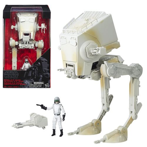 Star Wars: TBS AT-ST Vehicle With Driver Listed On Entertainment Earth