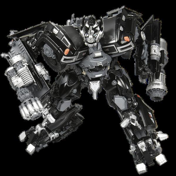 Transformers Masterpiece Movie Series Ironhide MPM-6 Figure