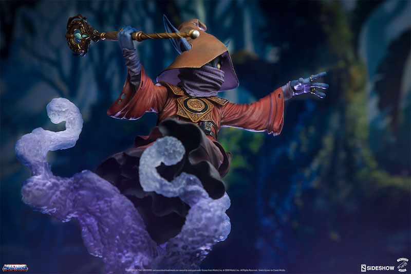 Sideshow Collectibles & Tweeterhead Masters Of The Universe Orko Statue