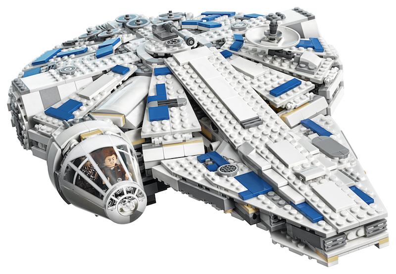 LEGO – Solo: A Star Wars Story Kessel Run Millennium Falcon Set Revealed