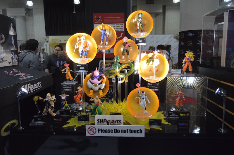 NYTF 2018 – Bluefin Booth Coverage – Dragonball Z, Power Rangers, Street Fighter & More