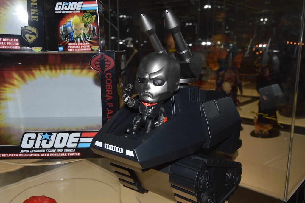 NYTF 2018 – What Not Toys G.I. Joe Figures & Vehicles Announced