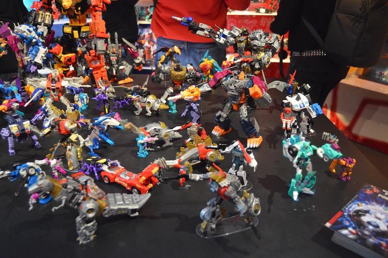 NYTF 2018 – Hasbro Transformers Panel & Showroom Coverage