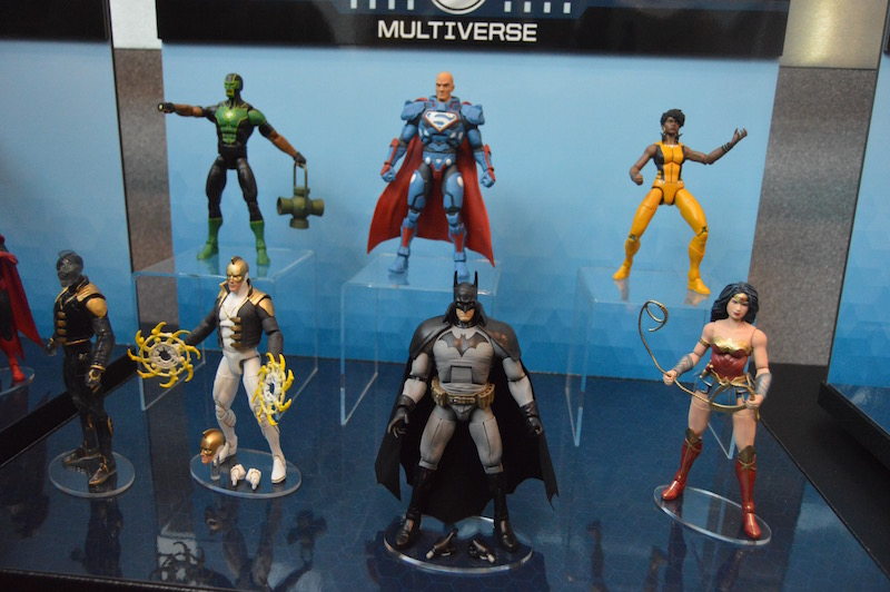 NYTF 2018 – Mattel Collector Night Showroom Coverage