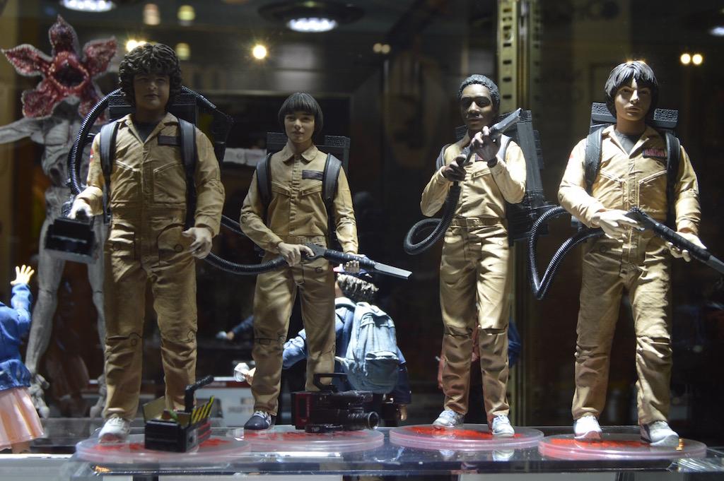 NYTF 2018 – McFarlane Toys The Walking Dead, Stranger Things & More