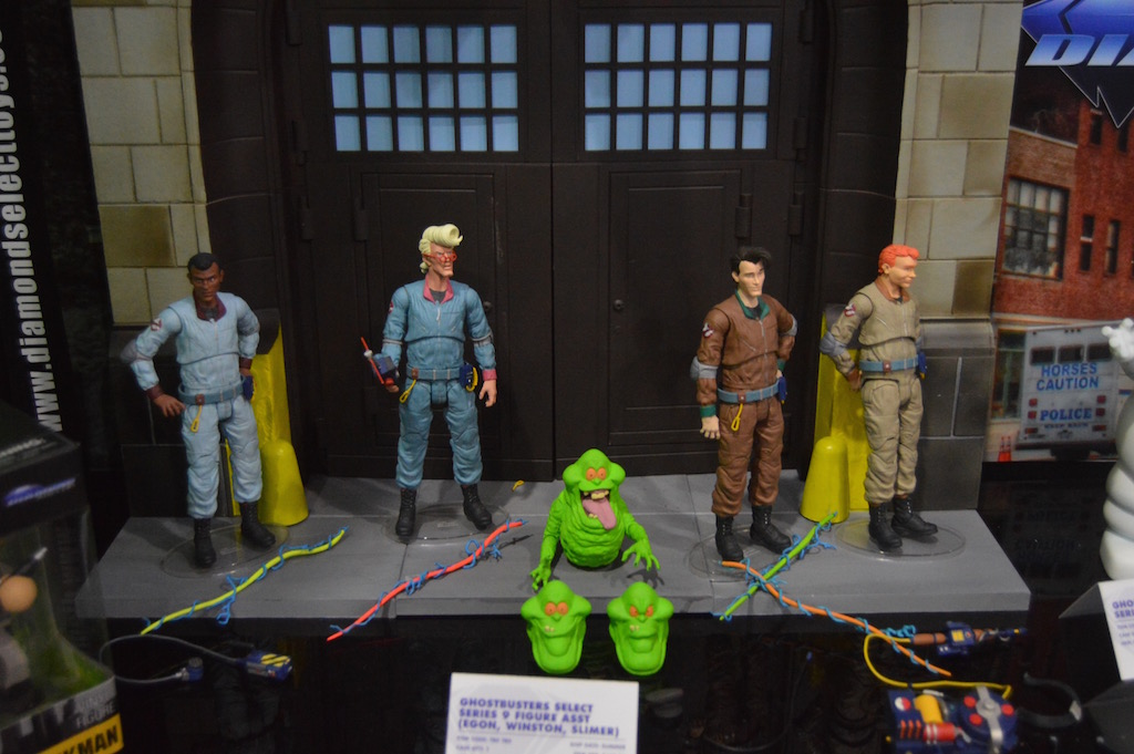 NYTF 2018 – Diamond Select Toys Booth Coverage